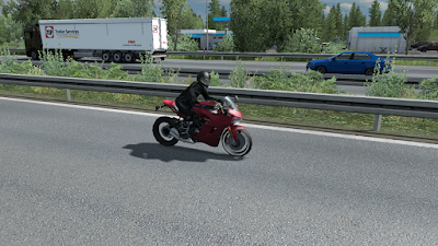 Motorcycle Traffic Pack by Jazzycat v 3 4 - Euro Truck