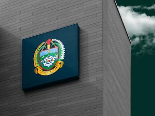 desain papan nama logo provinsi sumatera utara - kanalmu