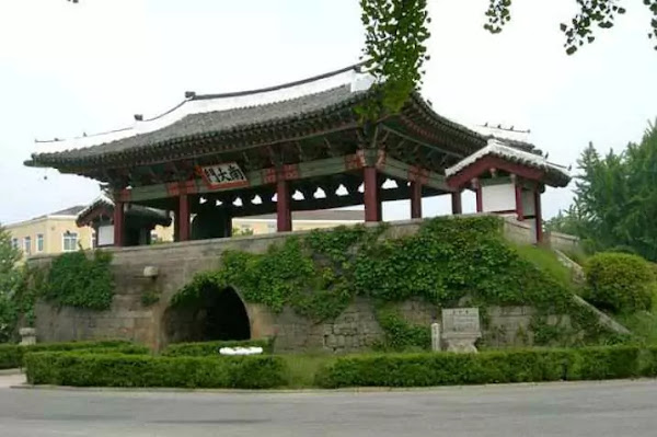 Nam Gate of Kaesong