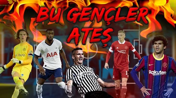 Fifa 21'de dünya yıldızı olacak genç futbolcular