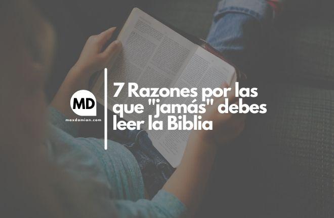 Consejos cristianos para leer la Biblia