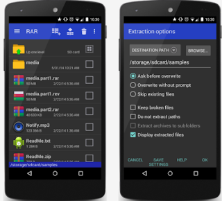 Download RAR (WinRAR) Apk Free For Android