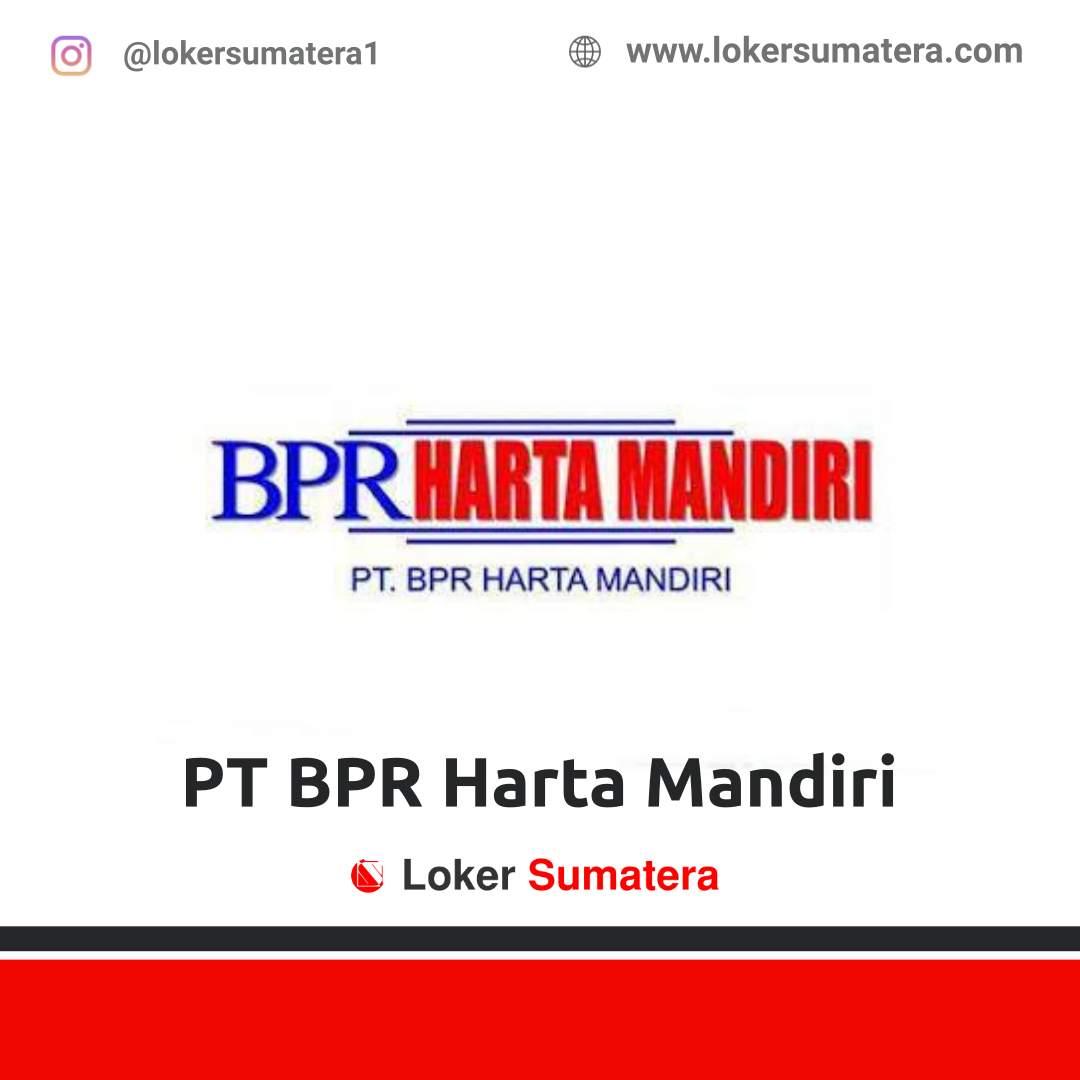 Lowongan Kerja Pekanbaru: PT BPR Harta Mandiri Desember 2020