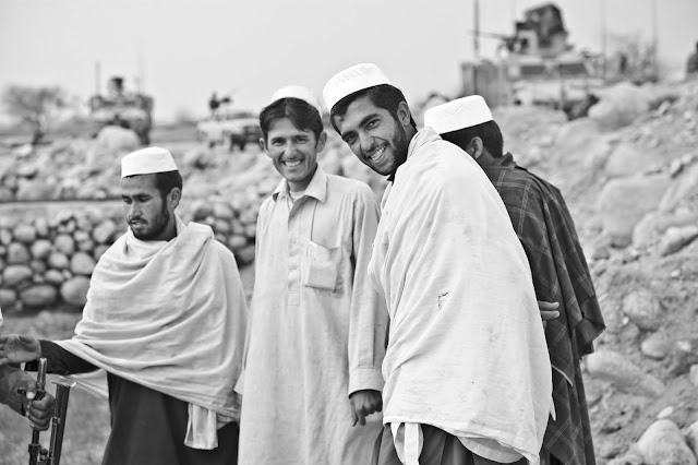 Demografi Penduduk Afghanistan
