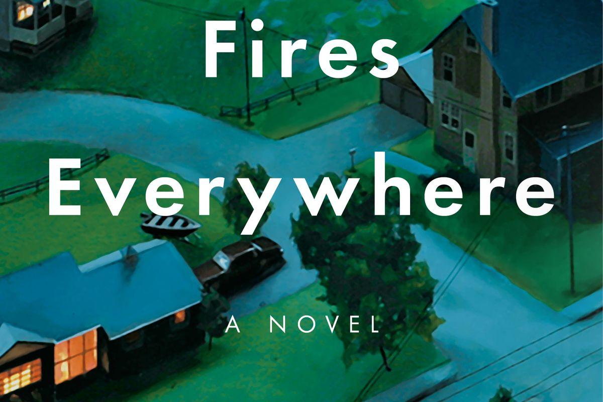 Little Fires Everywhere Book