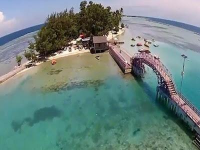 Gambar Pulau Tidung