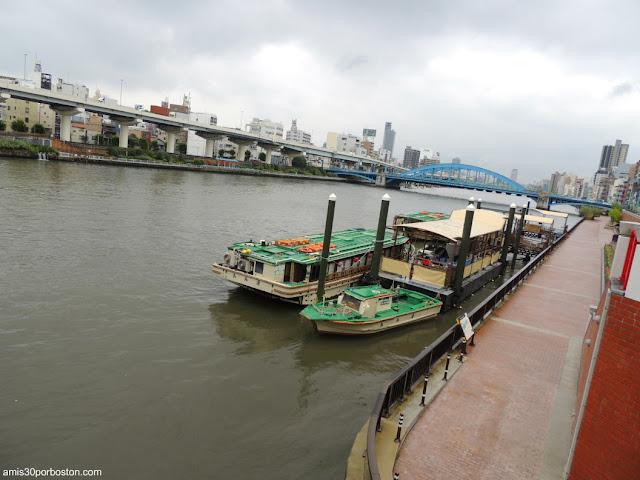 Río Sumida en Tokio