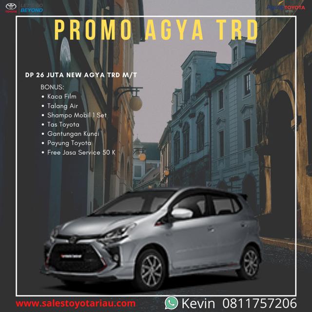 promo agya