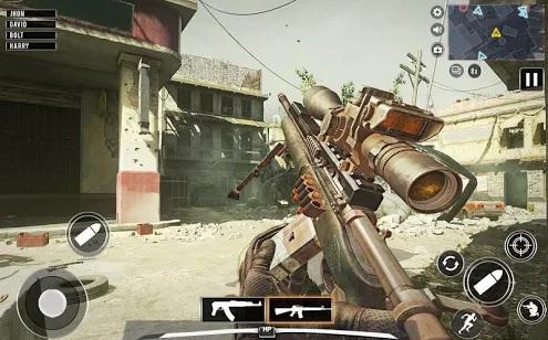 Fury Shooting Strike