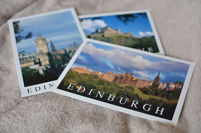 Três dias em Edimburgo