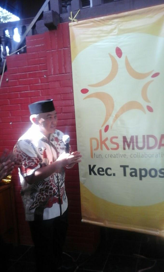 Ini Kata Walikota Saat Launching PKS Muda Tapos