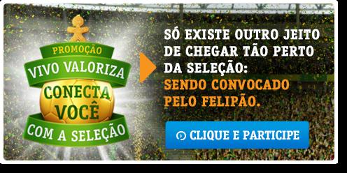 Vivo lança promoção para conectar clientes com a seleção brasileira ... 7bccbb212faf1