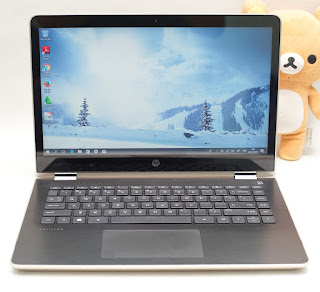 Jual Laptop HP X360 ( HP 14-BA091TX ) Bekas