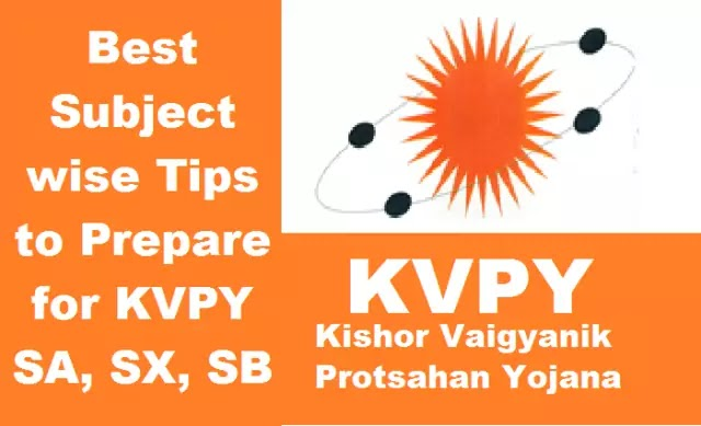 How to prepare for KVPY 2020