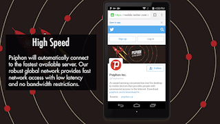 Psiphon Pro VPN v245 MOD APK [Subscribed Unlimited]