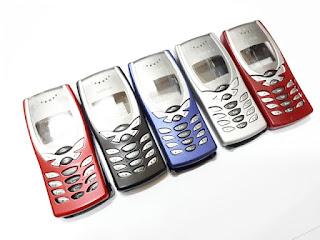 Casing Nokia 8250 Jadul