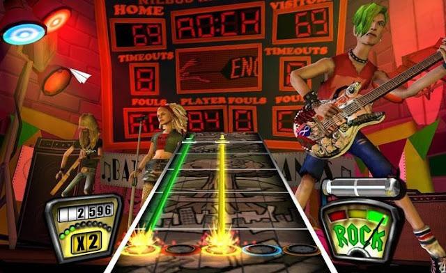 Kumpulan Cheat Guitar Hero PS2 Lengkap