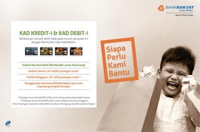 Kempen Ceria Beraya Dengan Bank Rakyat