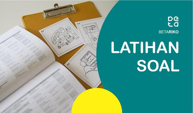 Kunci Jawaban Latihan Soal UTS, UAS, Metode Penelitian (Metlit)