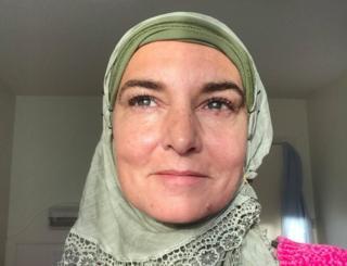 Labaran duniya ::  Shahararriyar mawakiya Sinéad O'Connor ta Musulunta