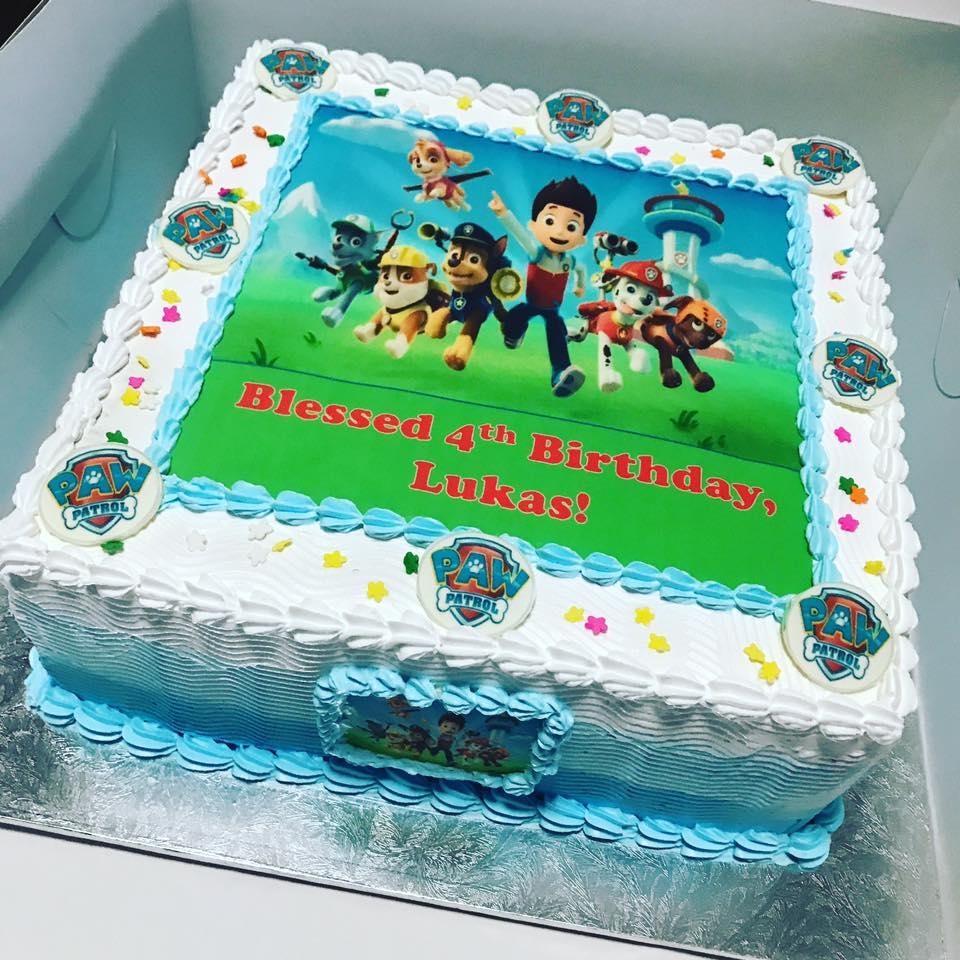 Minecraft Birthday Cake Singapore Halal