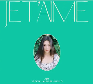 JOY (Red Velvet) - Je T'aime Lyrics (English Translation)