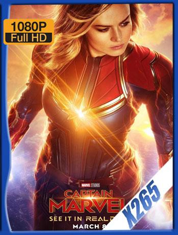 Capitana Marvel (2019) [1080p-x265] [Latino Dual] [GoogleDrive] TeslavoHD