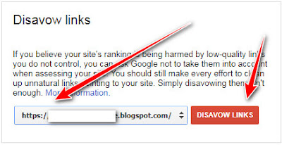 Website Se Bad Backlinks Url Remove कैसे करे