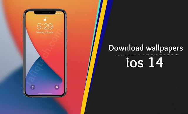 تحميل خلفيات آبل iOS 14 | بجودة عالية الدقة