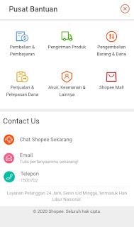 Cara Menghubungi Customer Service Shopee untuk Bantuan