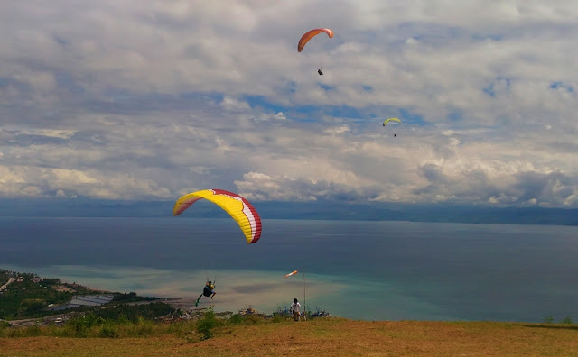 National Paragliding Fun Fly event in Maasim, Sarangani