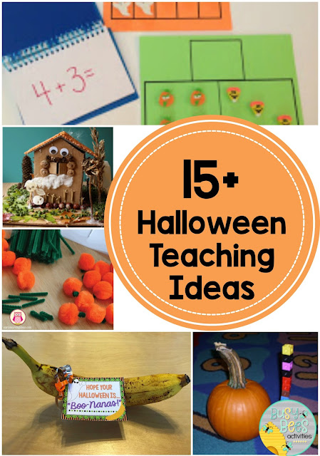 15+ Halloween Teaching Ideas
