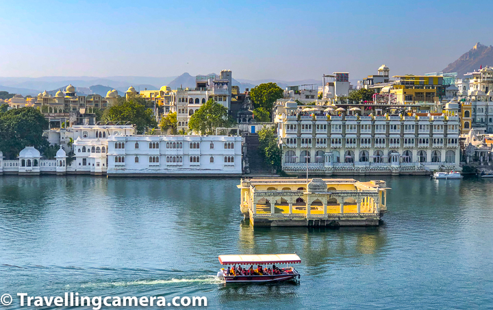 4. If you love shopping and especially Rajasthani colourful handicraft, you have so many options in streets around Raj Niwas.   5. Raj Niwas hotel in Udaipur is located very close to famous Jagdish temple.