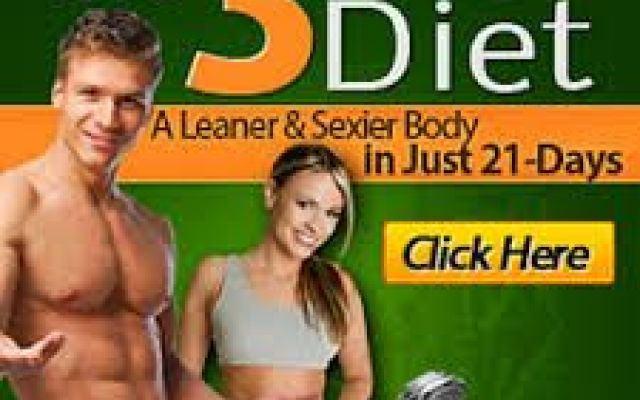3-Week-Diet-Lose- Weight -in-3-Week