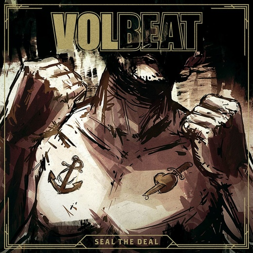 Tune Of The Day: Volbeat - The Devil's Bleeding Crown
