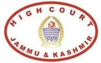JK High Court 2021 Jobs Recruitment Notification of Reader Posts