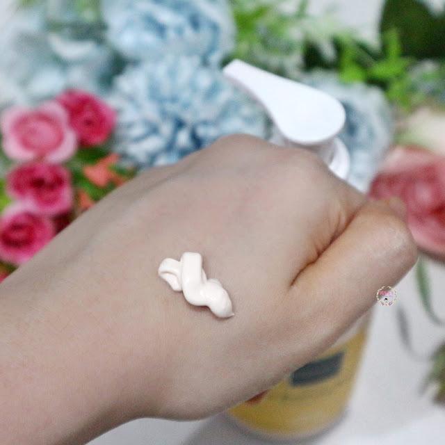 scarlett body lotion review