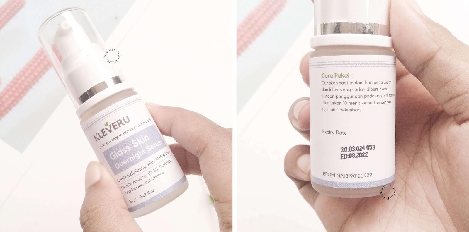kleveru-glass-skin-overnight-serum