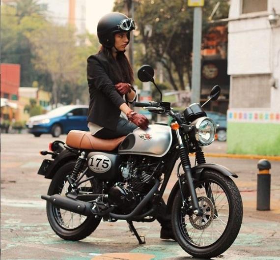 Cicilan Motor Kawasaki W 175 Se