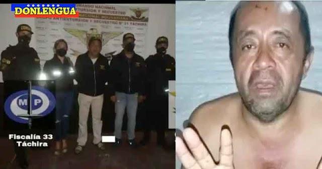 Secuestradores le cortaron un dedo de la mano y otro del pie a un comerciante de Tachira