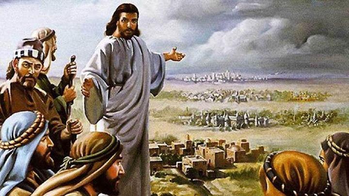 Nhất quyết lên Giêrusalem (28.10.2021 – Thứ Ba Tuần 26 Thường niên)