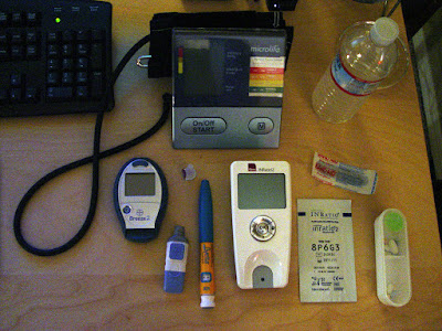 diabetes supplies that you need