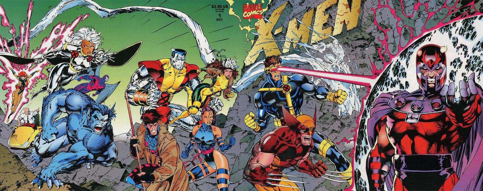 The Blot Says   : SDCC 2019 Exclusive X-Men #1 Marvel