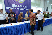 13 Institusi Teken Kesepakatan Soal Pengawasan di Laut Natuna Utara