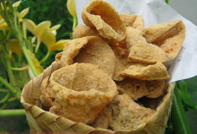 Crispy Fried tofu chips recipe