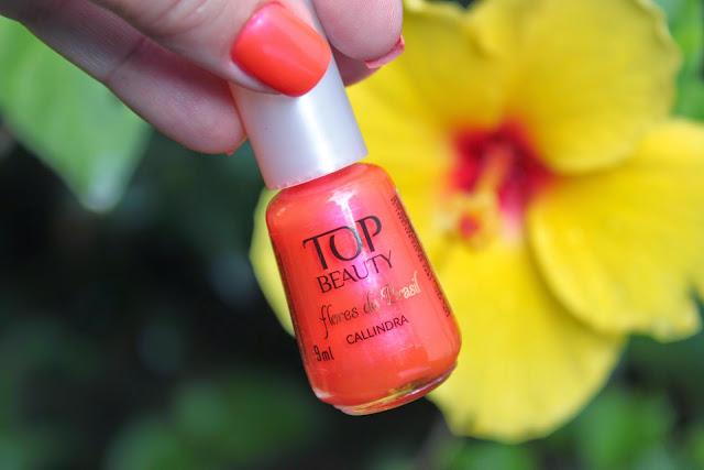 mão feita, esmalte, unhas, loucas por esmalte, top beauty, verão, inspiração,flores, callindra