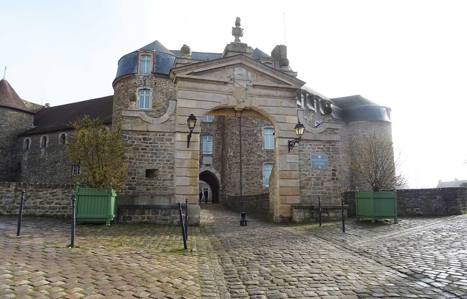 Journée Boulogne-sur-mer château musée