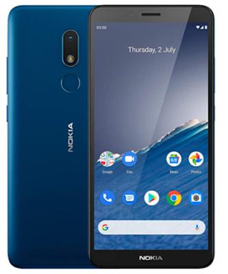 Nokia C3 Android 10 Smartphone