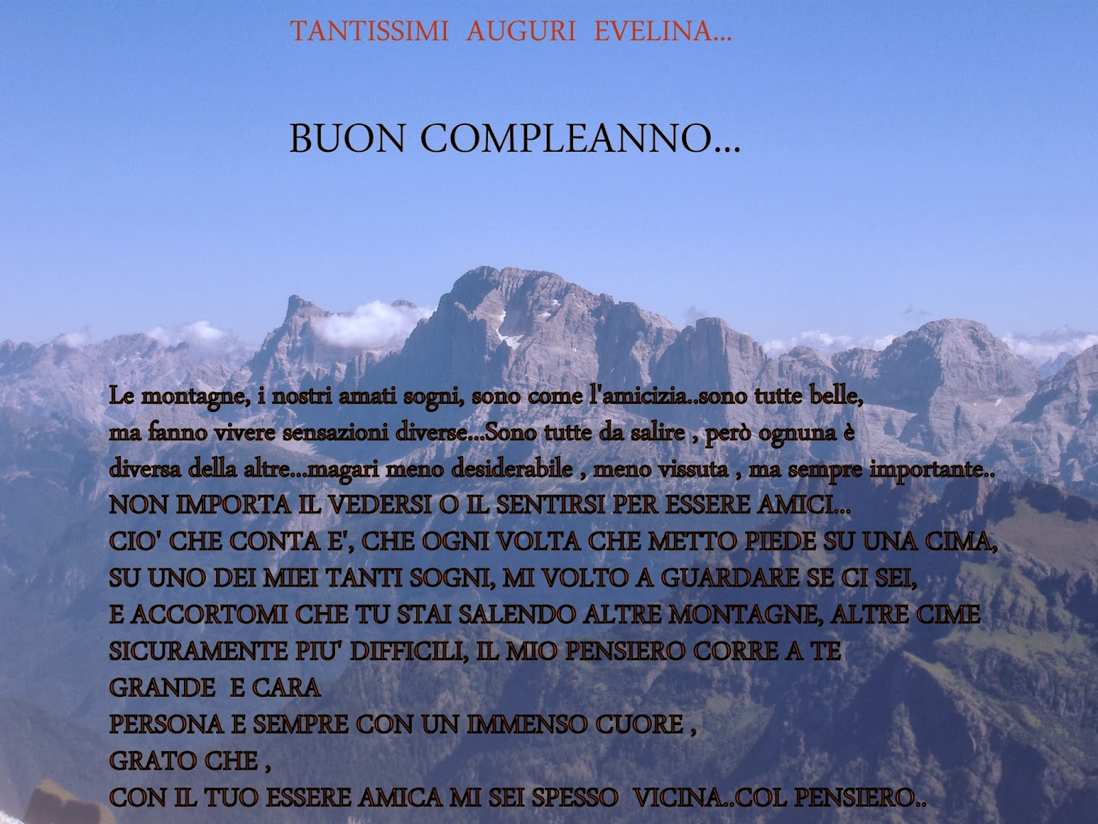 Frasi Matrimonio Montagna.Belle Frasi In Keeping With Amiche