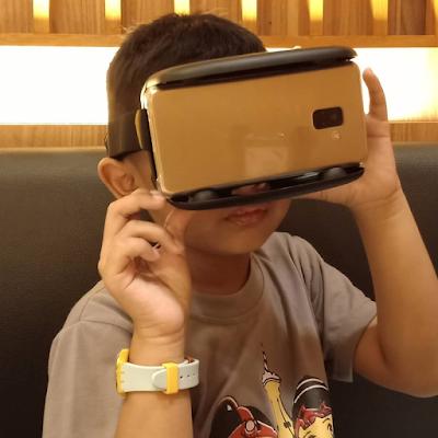 Manfaat Virtual Reality